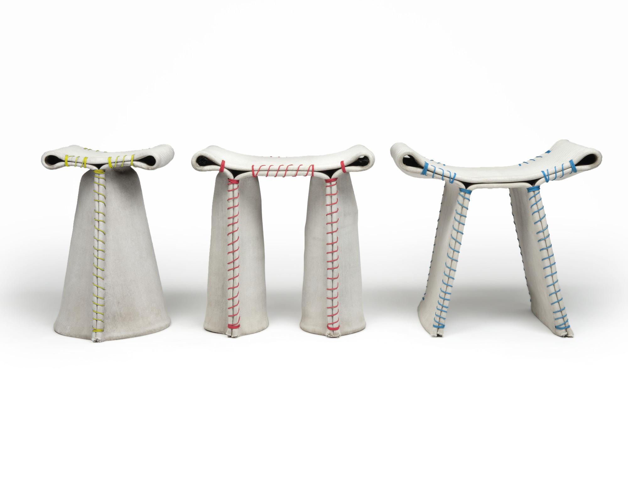 Stitching Concrete / Florian Schmid, Cortesia de Florian Schmid