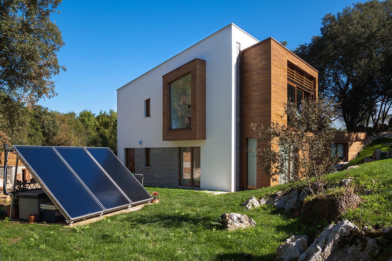 Casa entreencinas duque y zamora arquitectos - Arquitectos en zamora ...