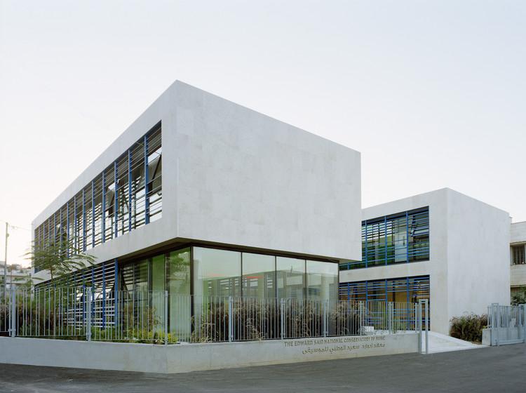 Conservatorio Nacional / AAU ANASTAS, © Simon Bauchet