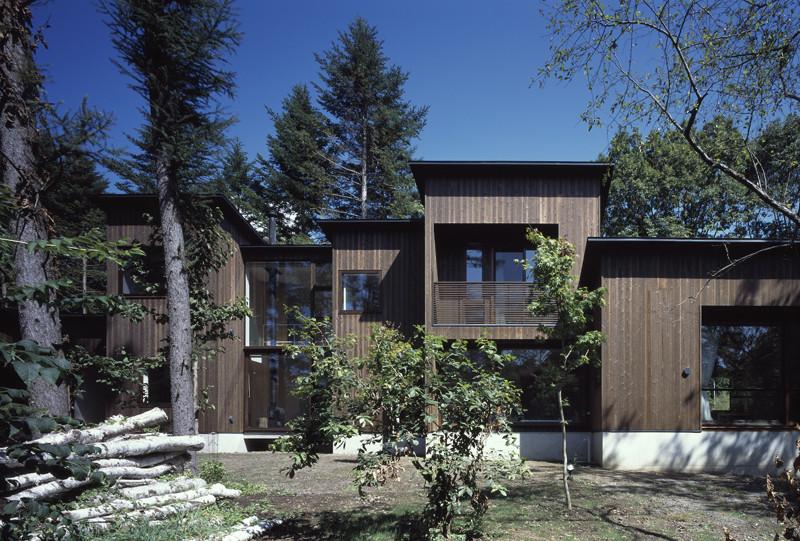 Residence in Karuizawa / K+S Architects, © Hiroshi Ueda
