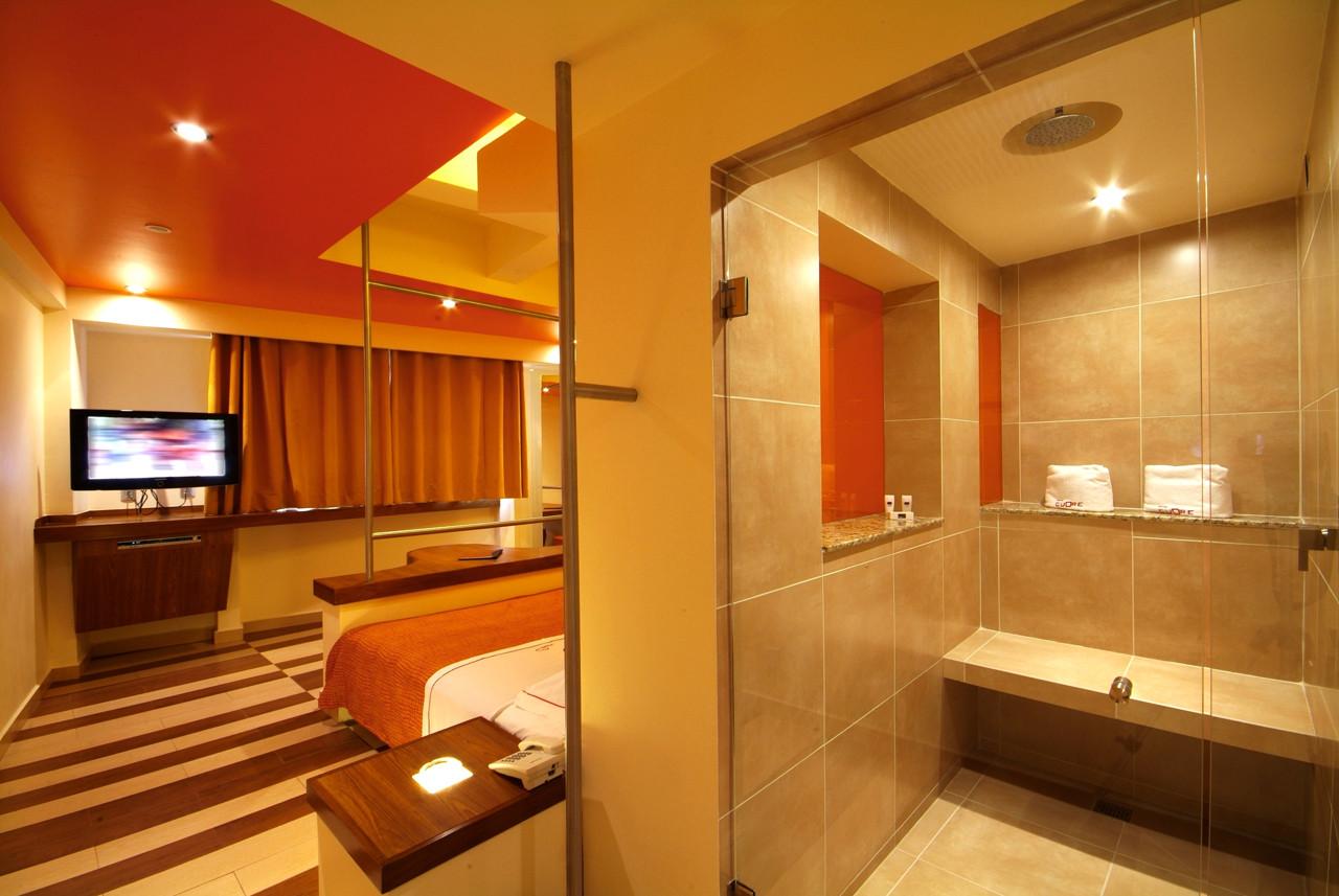 Galer a de hotel cuore din interiorismo 2 for Hoteles con habitaciones comunicadas playa