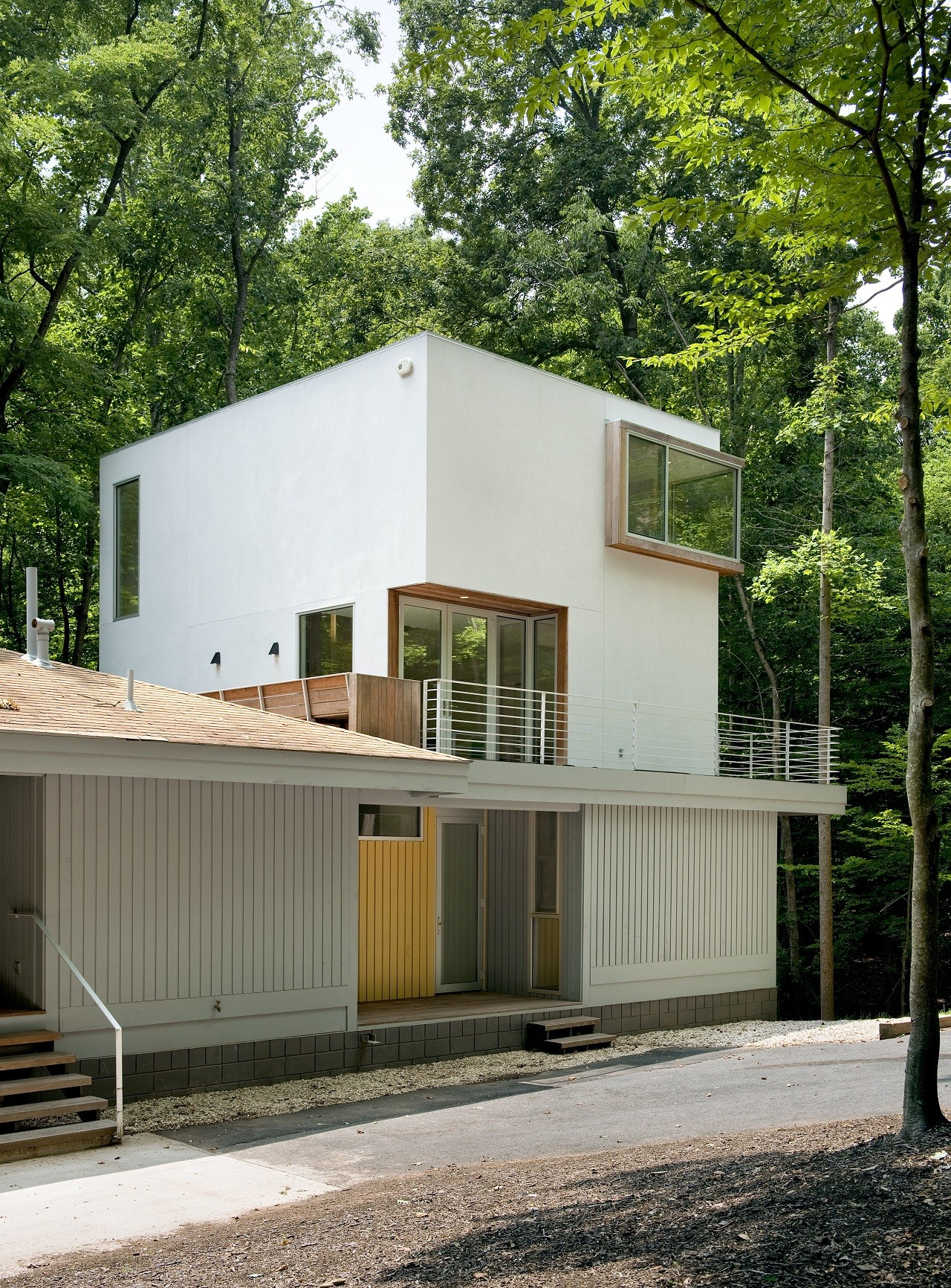 Gallery of Forest House / Kube Architecture - 2