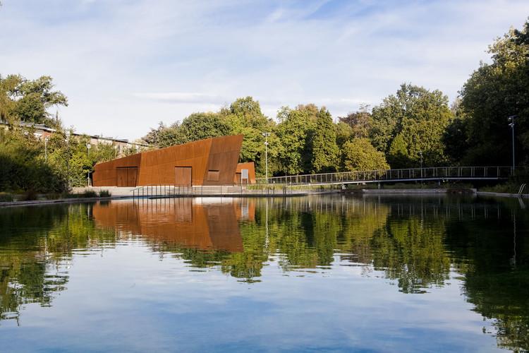 Parque Boekenberg  / OMGEVING, Cortesia de OMGEVING