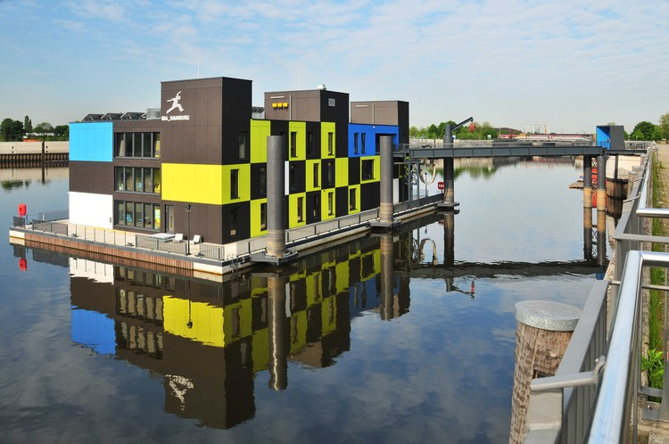 Iba Dock / Architech - Architecture and Technology, © Rüdiger Mosler