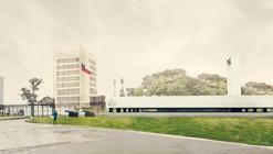 Escuela Naval / Mas Fernandez Architects + Felipe Fuentes arq Asociados