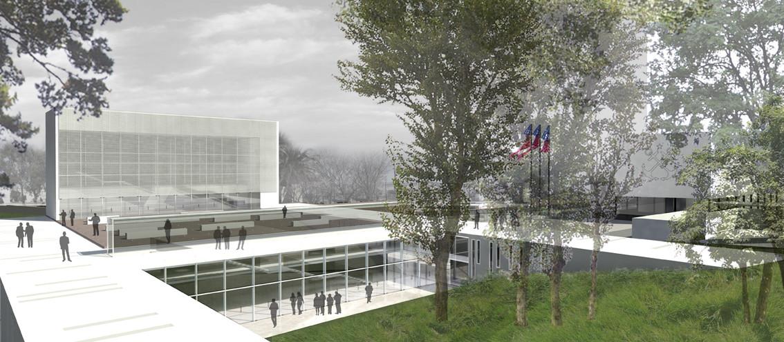Segundo Lugar Concurso Escuela Naval Prado Arquitectos