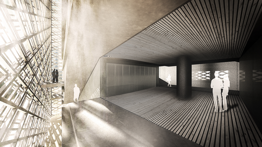 Rendering by Play-Time, http://www.play-time.es. Image Courtesy of Marta Garcia-Orte + Aaron Tregent