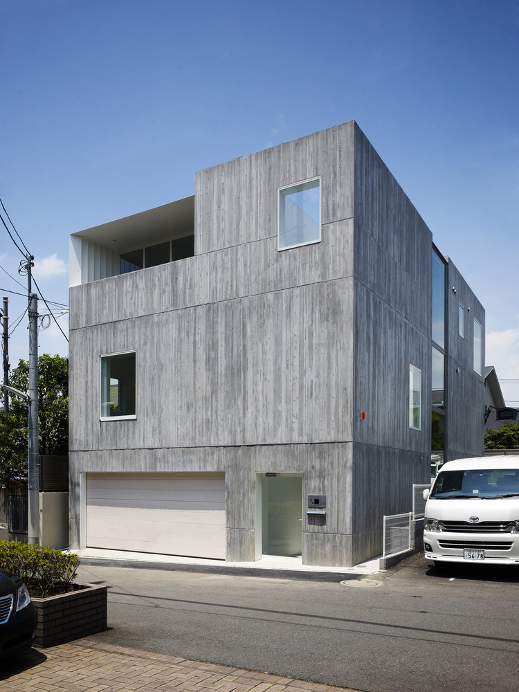 Casa Takanawa/ Hiroyuki Ito + O.F.D.A., © Daici Ano