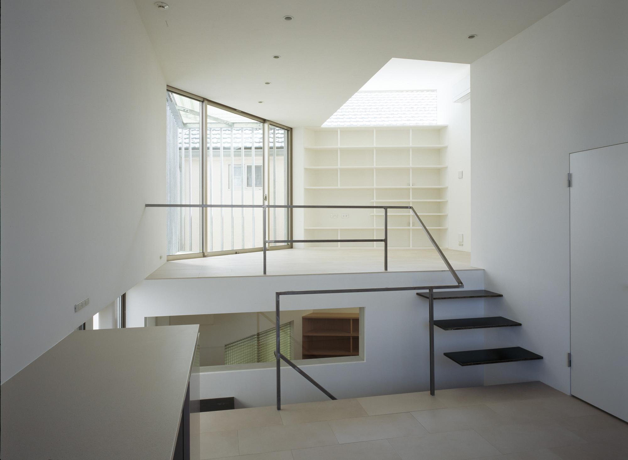 Galer a de matsubara house hiroyuki ito o f d 4 - Takanawa house by o f d hiroyuki ito ...