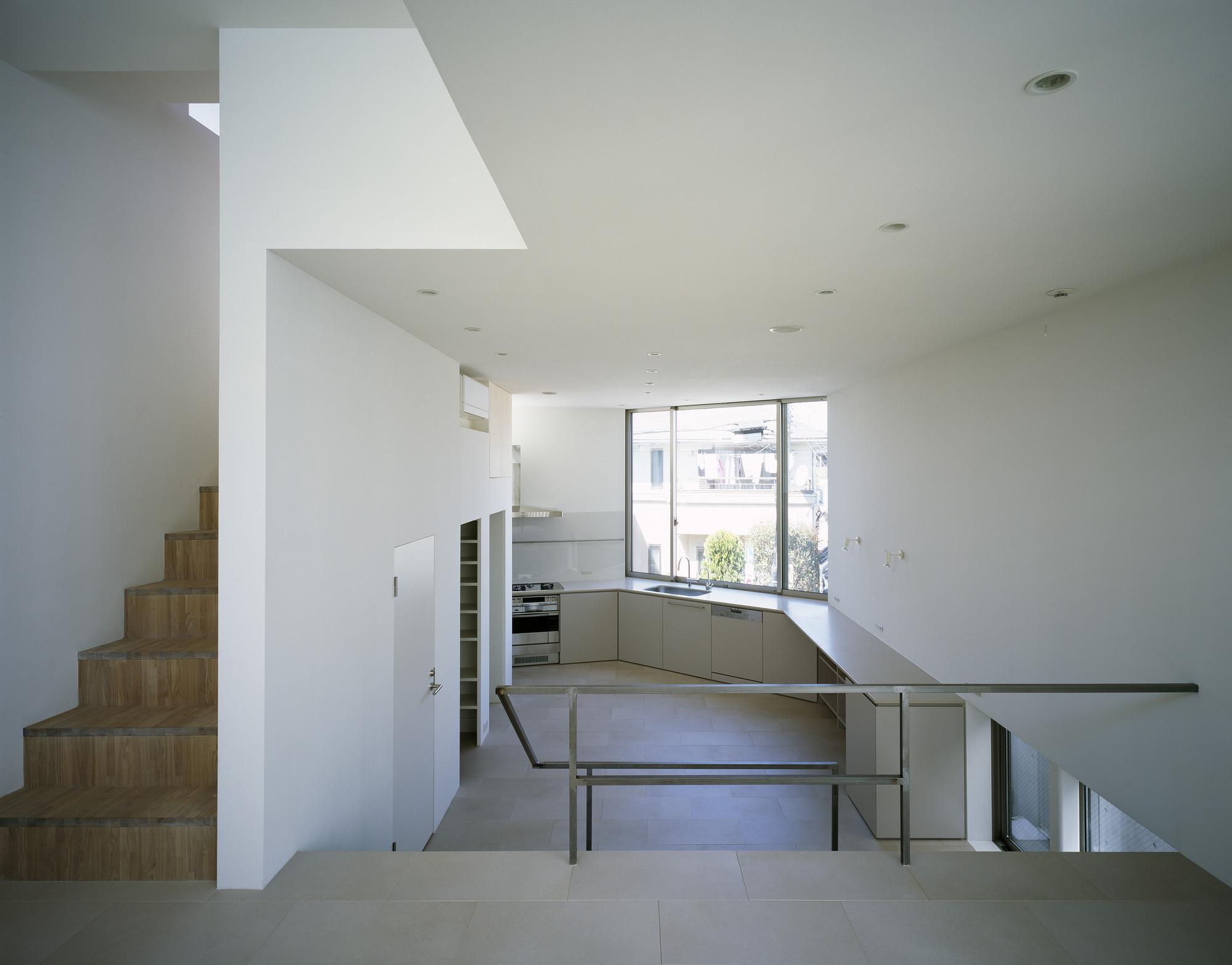 Galer a de matsubara house hiroyuki ito o f d 6 - Takanawa house by o f d hiroyuki ito ...
