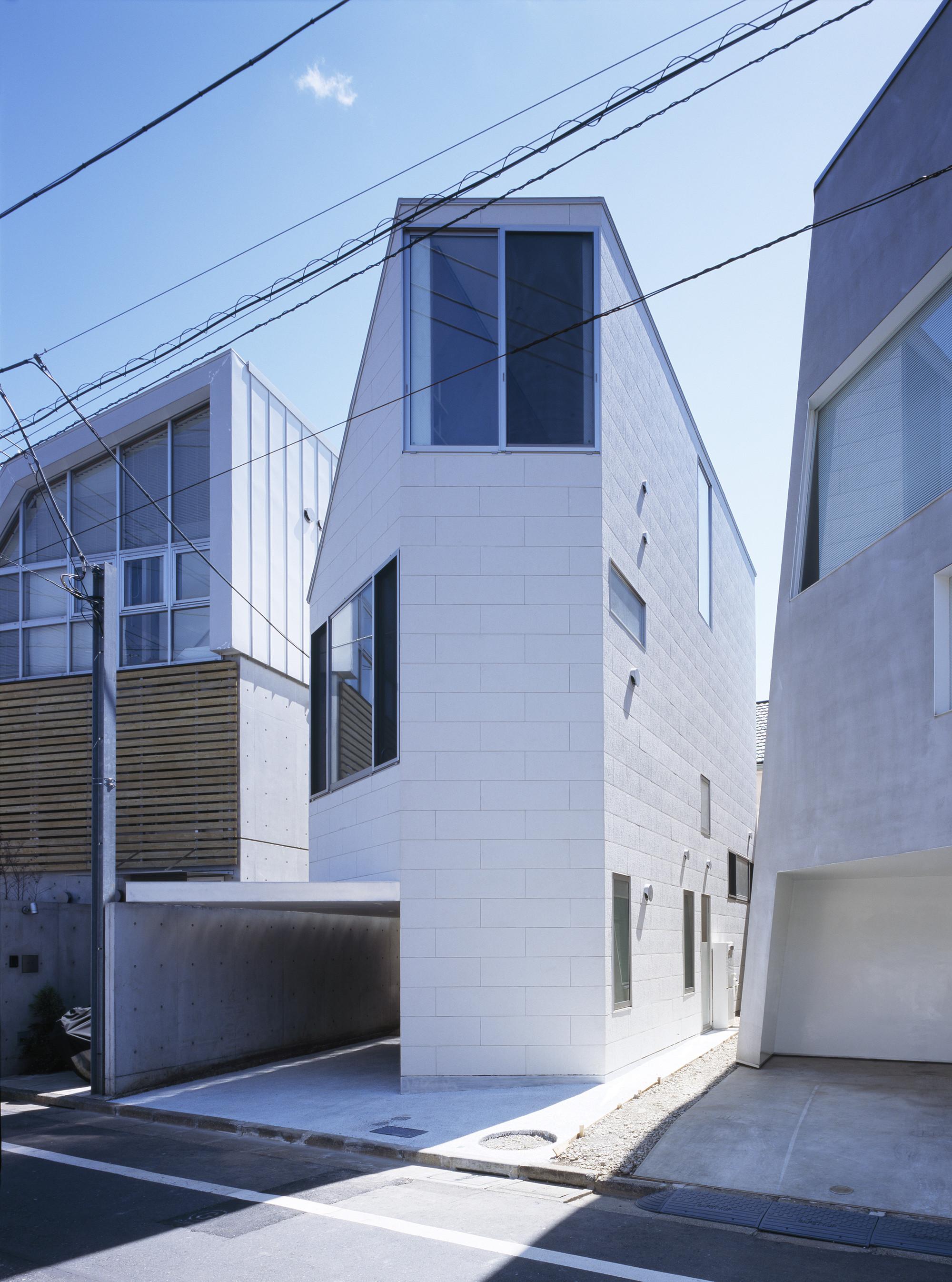 Gallery of matsubara house hiroyuki ito o f d 9 - Takanawa house by o f d hiroyuki ito ...