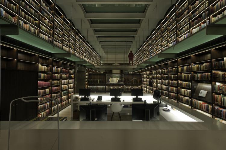 Biblioteca Antonio Castro Leal / BGP Arquitectura, © Jaime Navarro