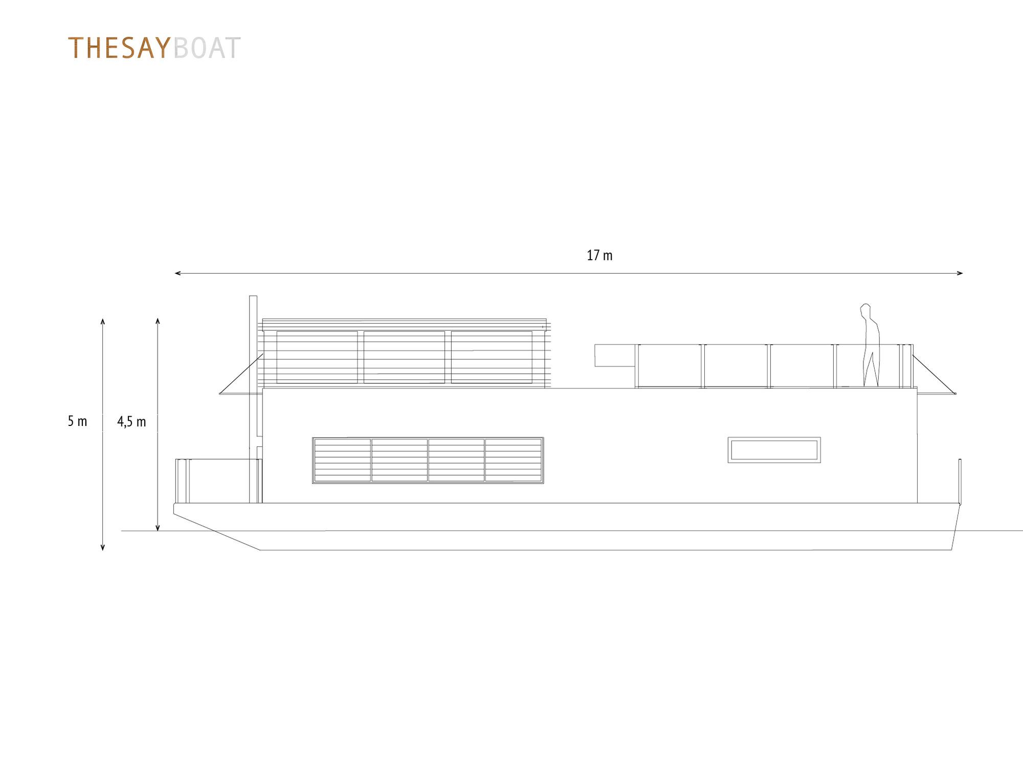 The SayBoat / Milan Řídký