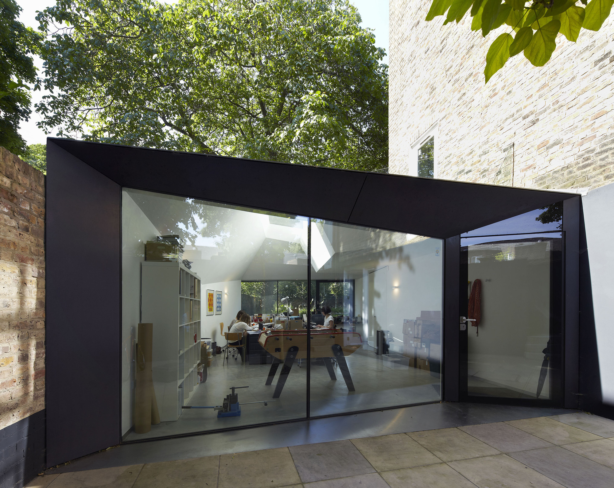Gallery Of Lens House Alison Brooks Architects 11
