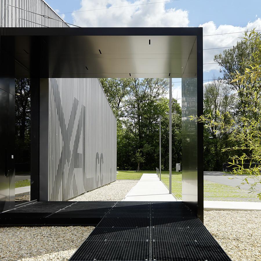 XAL competence center / INNOCAD / INNOCAD Architektur