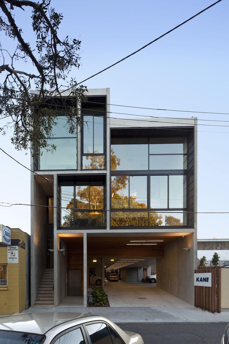 Oficinas Kane / MARC&CO + coarchitecture, © Jon Linkins