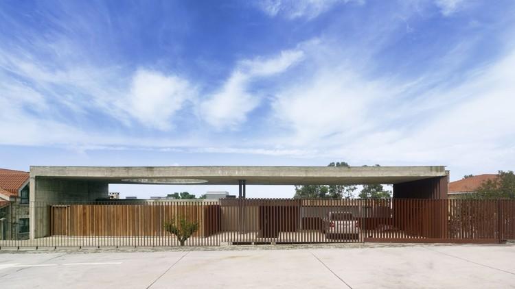 Casa A5 / Carlos Seoane, © Hector Santos-Diez