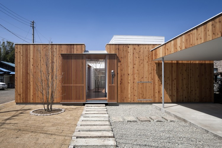 Sky Catcher House / acaa, © Hiroshi Ueda