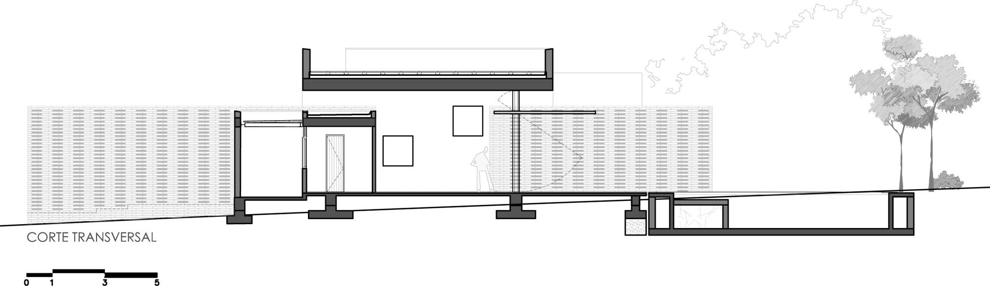 Galer a de condominio el paso de la carrera cavanzo for Carreras de arquitectura