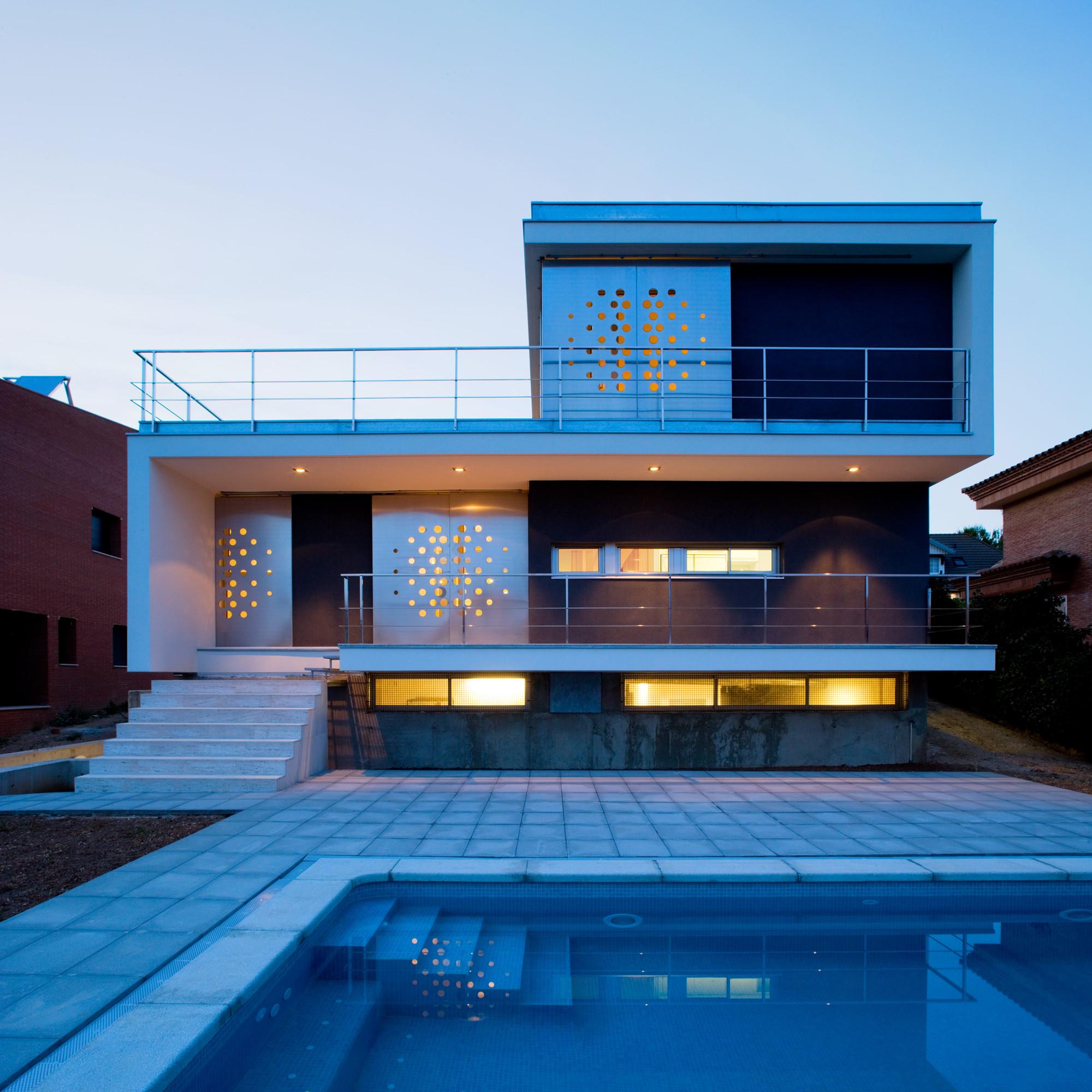 Gallery of ch v house aguilera guerrero 5 - Arquitectos tarragona ...