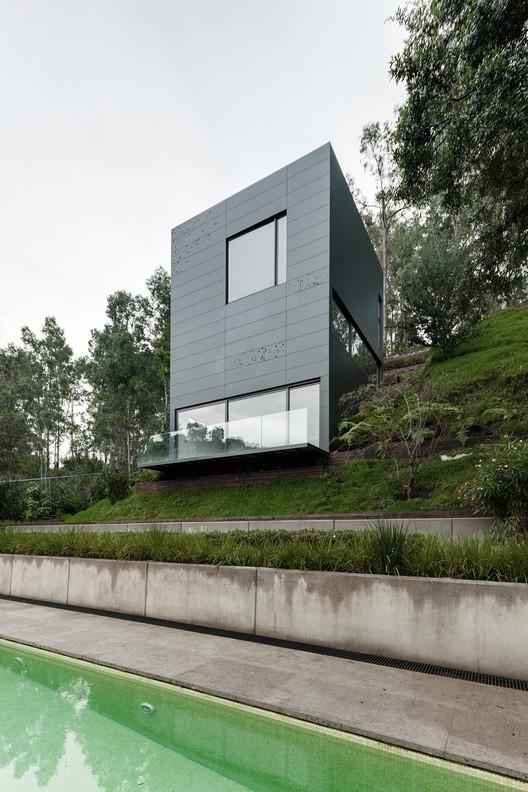 Casa Alta / AS/D Asociacion de Diseño, © Rafael Gamo
