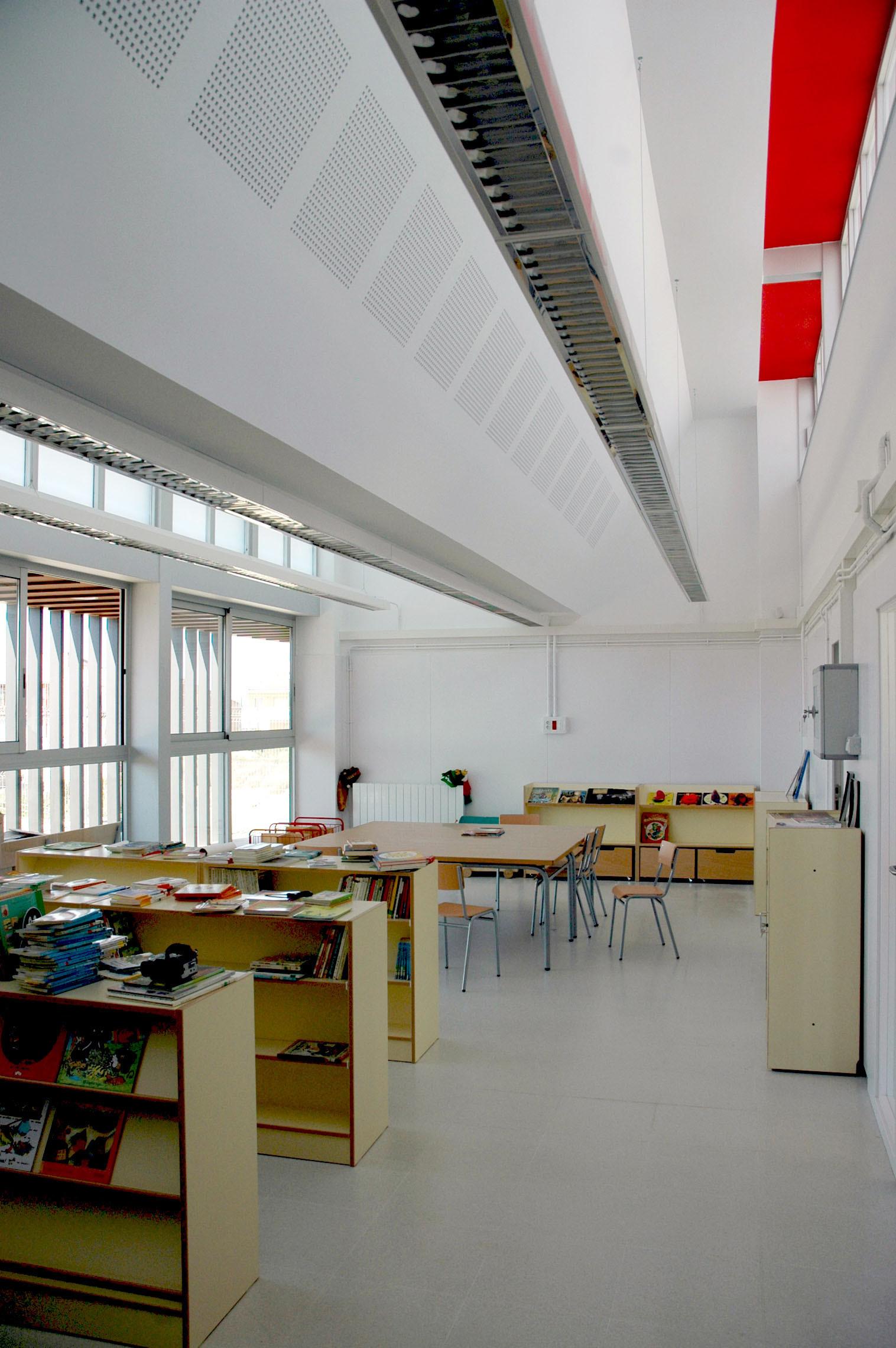 La Fatarella School / Héctor Jala & Mònica Moreno