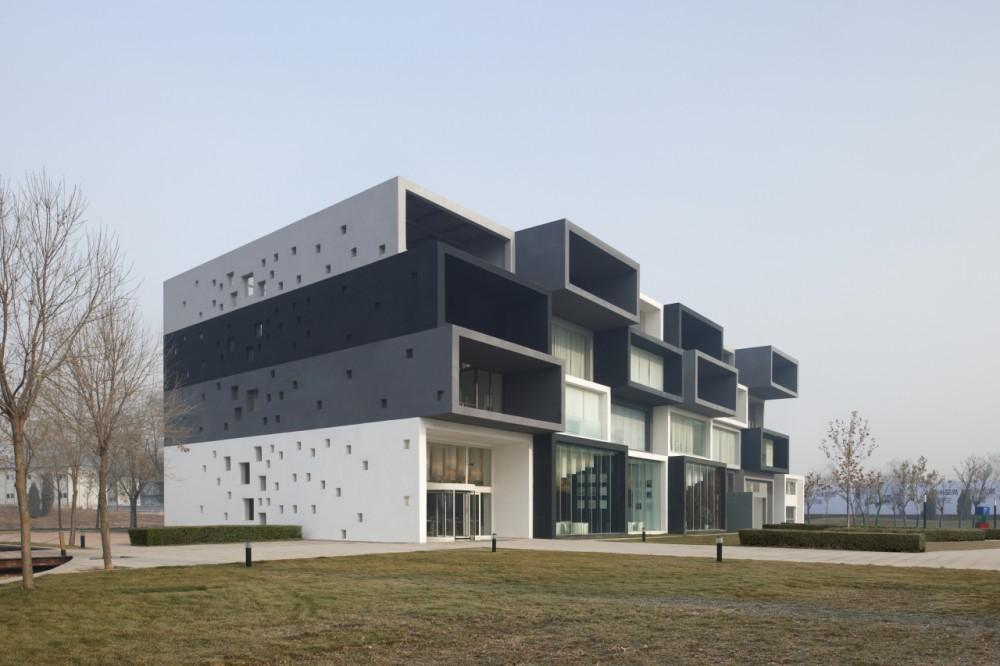 Pixel en Beijing Modelroom  / SAKO Architects, © Misae Hiromatsu