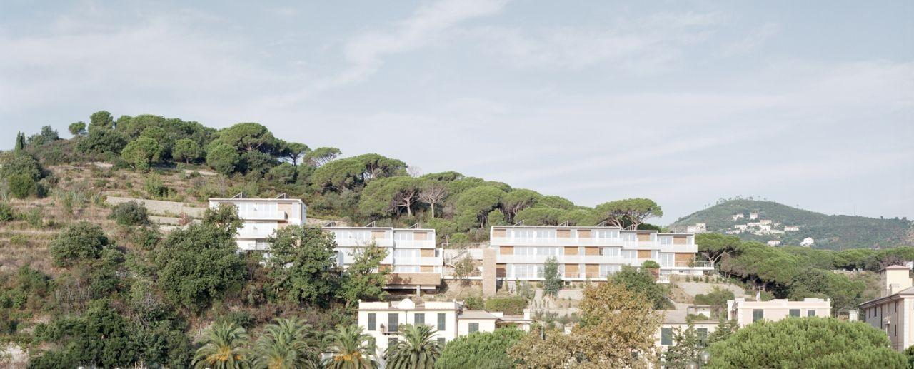 Dwellings in Spotorno / Ariu + Vallino Architects, Courtesy of Ariu + Vallino Architects