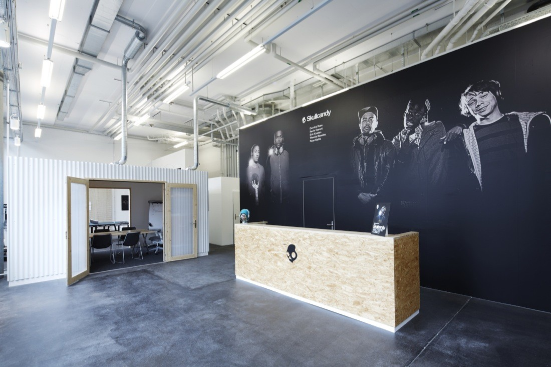 Skullcandy Office / Arthur de Chatelperron + Hugo Hélène