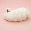Architecture for Bichon Frises, by Kazuyo Sejima. Photos by Hiroshi Yoda, courtesy of Architecture for Dogs.