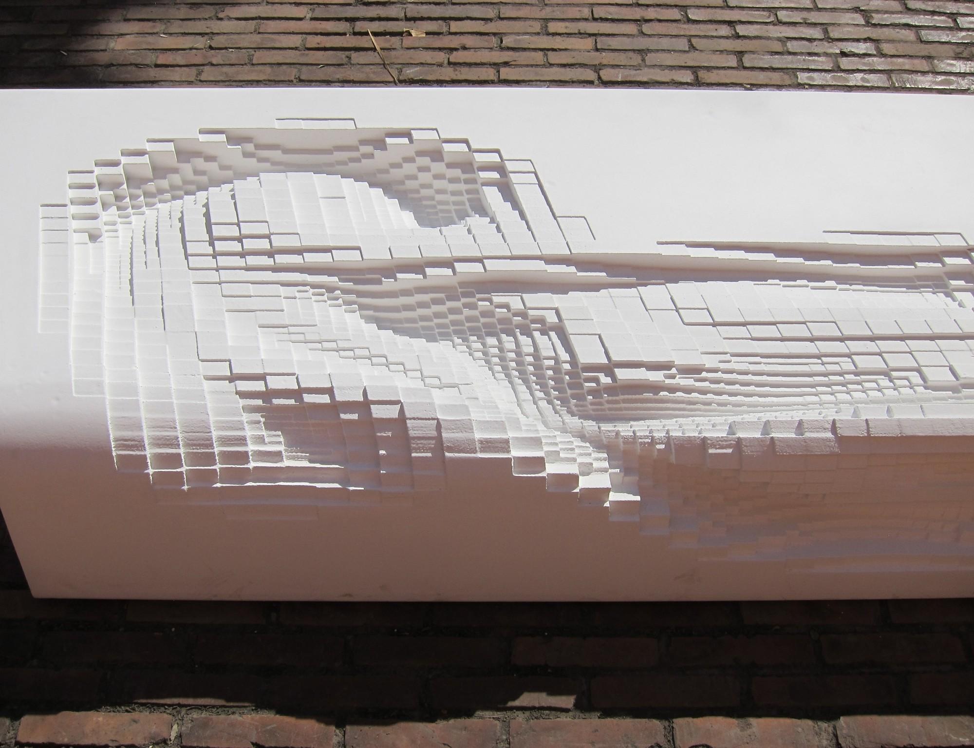 Tsunami / Wax Architects, Cortesia de Wax Architects