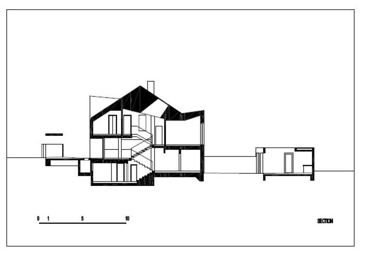 a a house    dva arhitekta