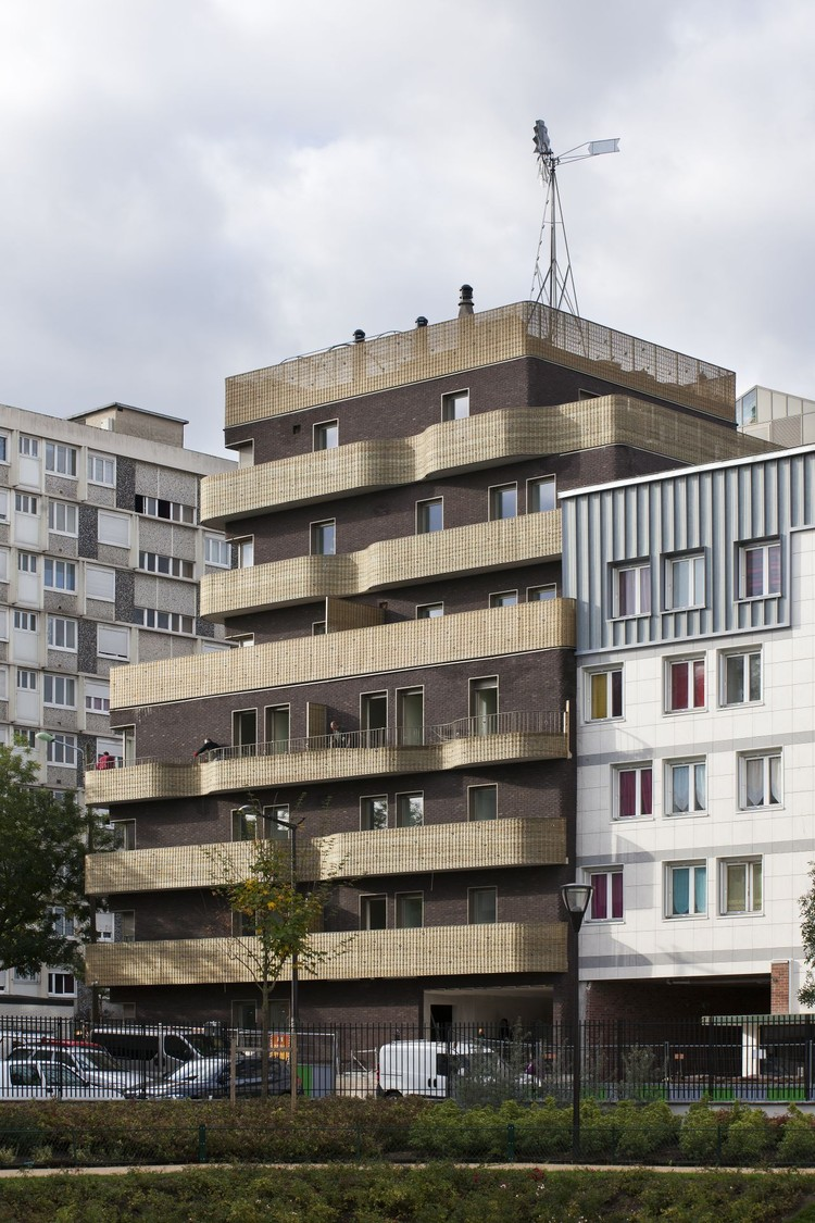 Le Candide / Bruno Rollet Architecte, © Luc Boegly