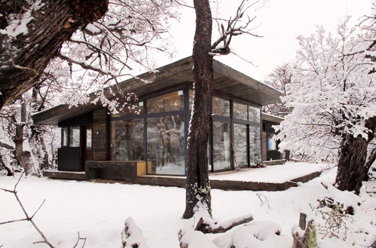 Casa Caburé / Nómade Arquitectos, Cortesía de Nómade Arquitectos