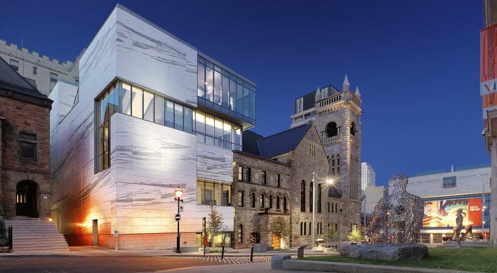 Canadian Museum in a Church / Provencher Roy + Associés Architectes, © Marc Cramer