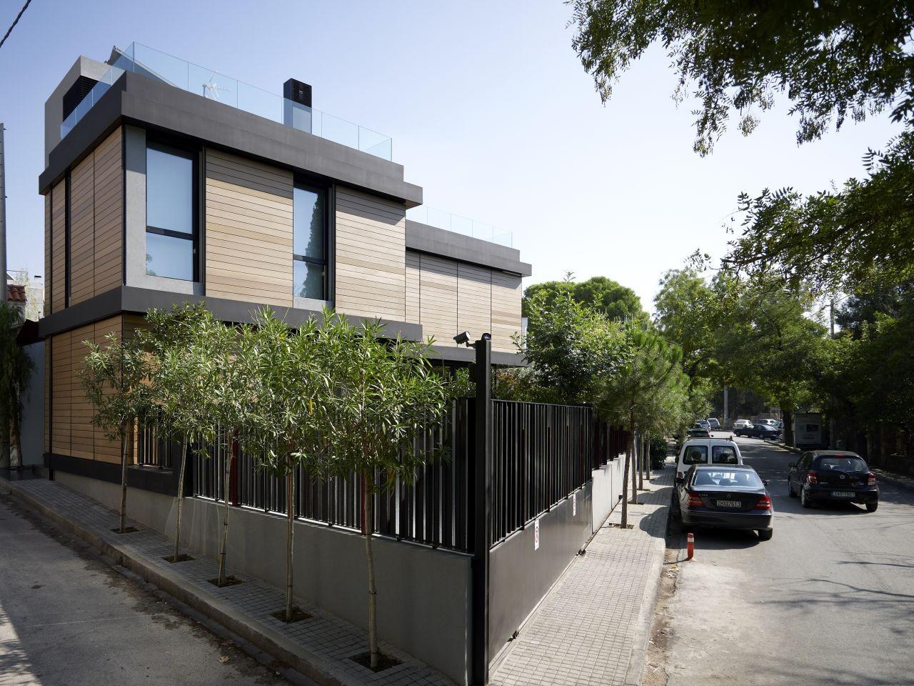 Single Family House in Kifisia / Spacelab Architects, © Vaggelis Paterakis