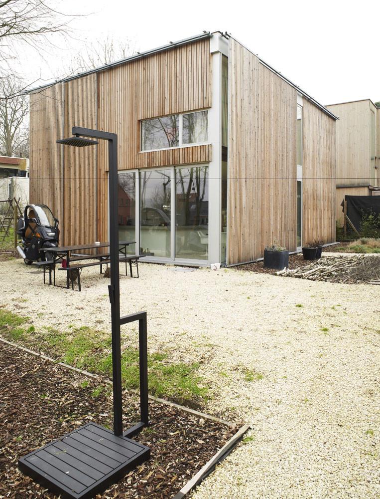 Detached House in Uccle / L'Escaut Architectures, © Sarah Van Hove