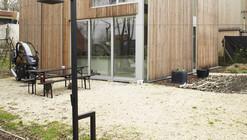 Casa en Uccle / L'Escaut Architectures