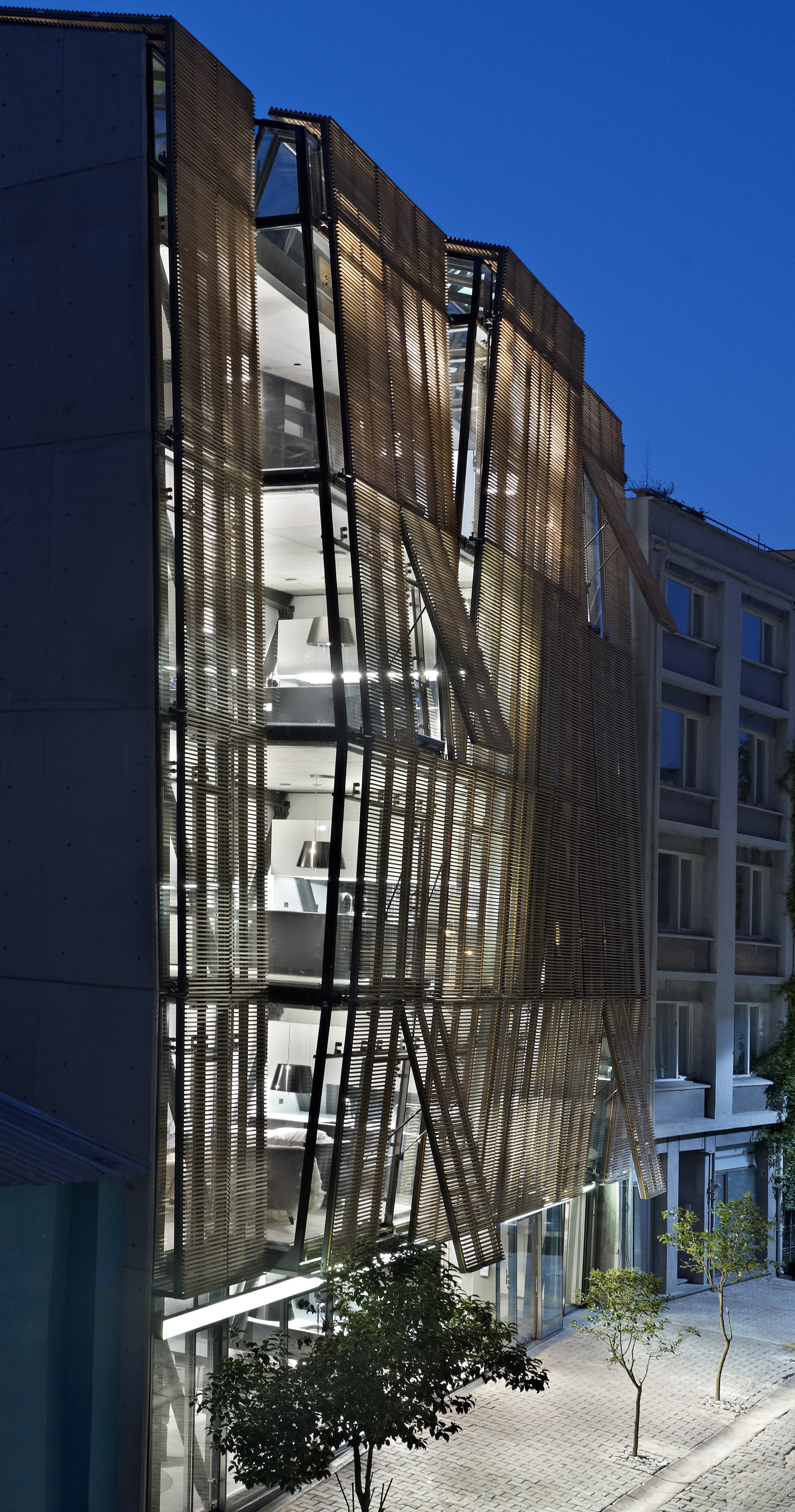 galer a de pera 25 alata architecture consulting 2. Black Bedroom Furniture Sets. Home Design Ideas