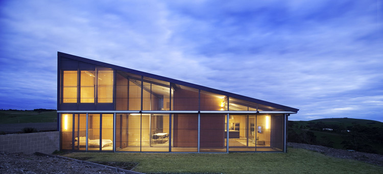 Woolamai House / Kerstin Thompson Architects, © Patrick Bingham-Hall