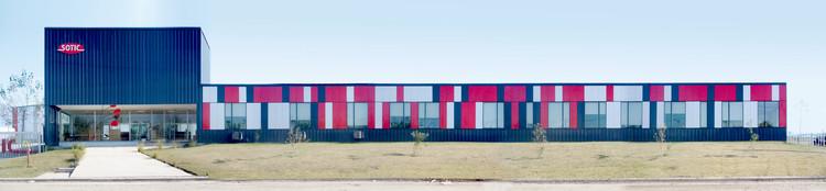 Oficinas Sotic S.A. / Paschetta&Cavallero Arquitectos, Cortesía de Paschetta&Cavallero Arquitectos