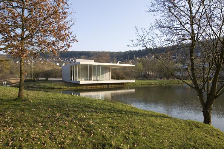 Pabellón en Siegen / Ian Shaw Architekten, © Felix Krumbhlotz