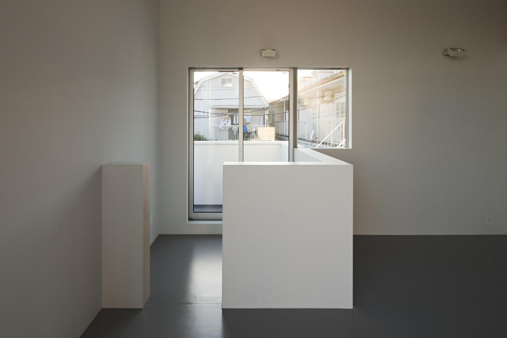 House in Mejirodai / Mejiro Studio + Kozo Kadowaki