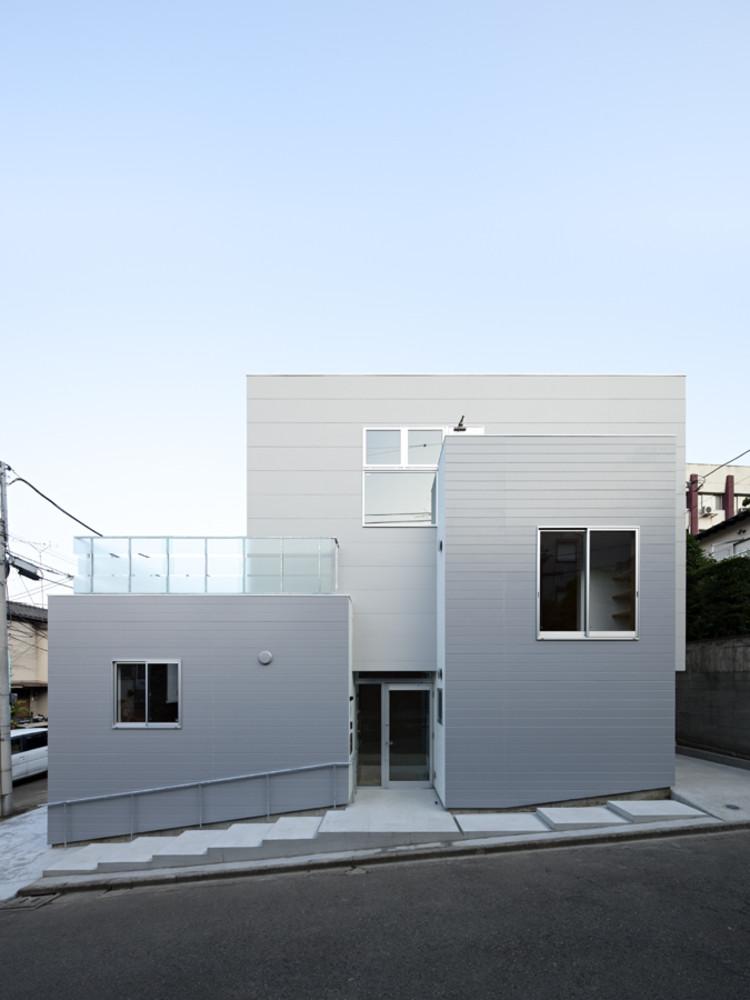 Casa en Mejirodai / Mejiro Studio + Kozo Kadowaki, © Shimizu Ken