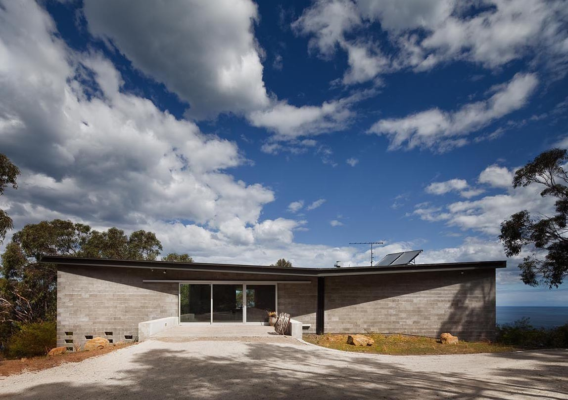 House at Big Hill / Kerstin Thompson Architects