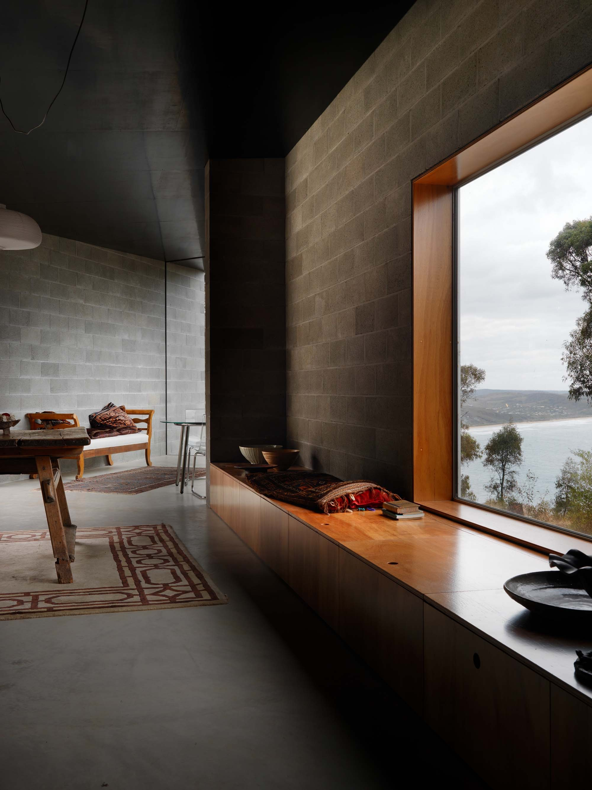 House At Big Hill Kerstin Thompson Architects Archdaily