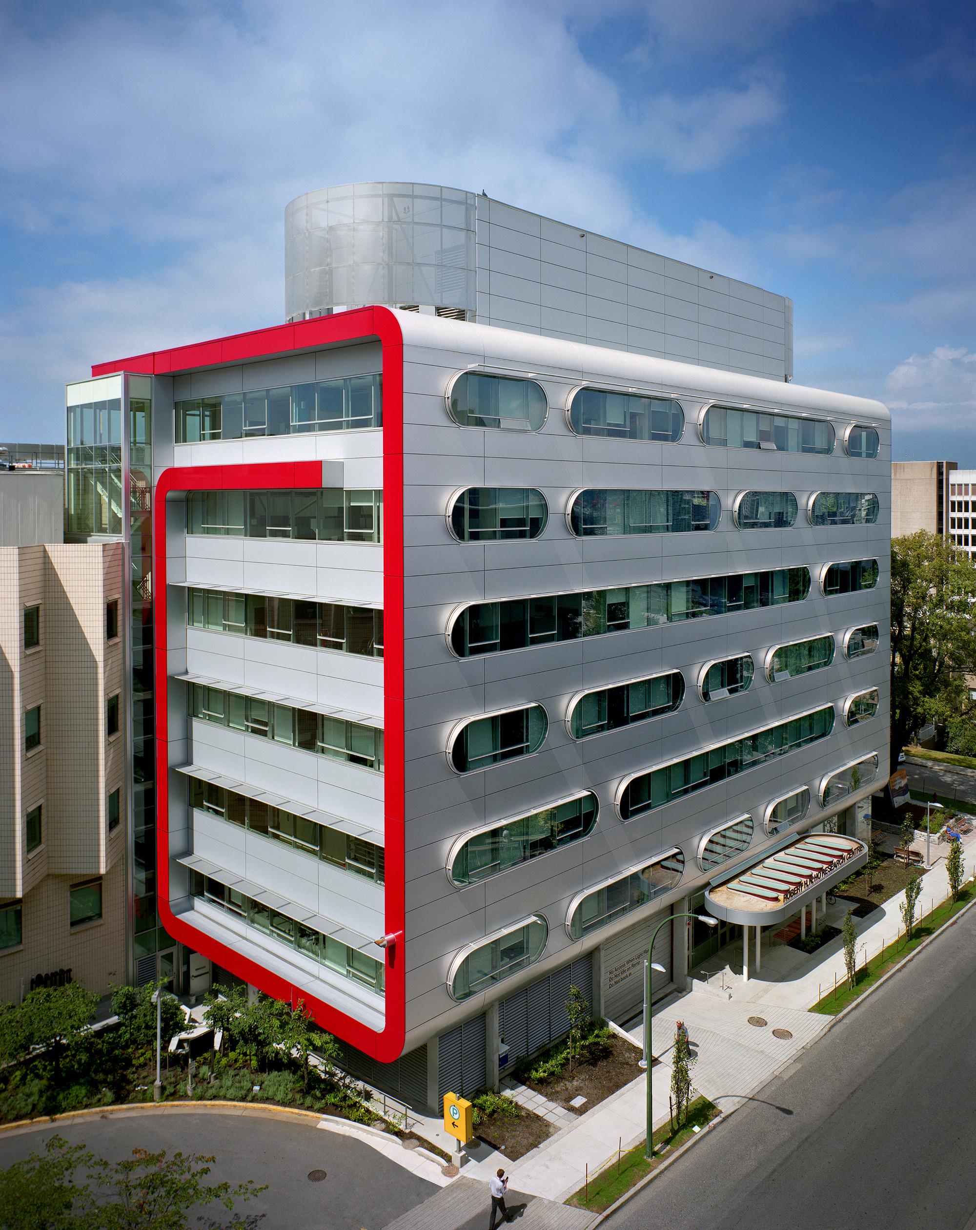 Robert H. N. Ho Research Centre / CEI Architecture, © Howard Waisman