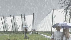 London Rain Farm / Andrés Briones