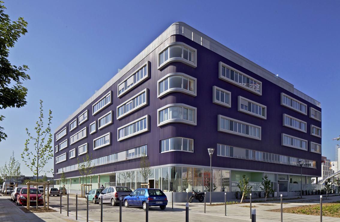 Massy Logements / du Besset-Lyon Architectes, Courtesy of du Besset-Lyon Architectes