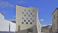 Mediateca Lons le Saunier / du Besset-Lyon Architectes
